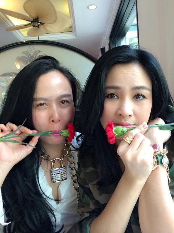 Phượng Chanel gọi hẳn Thanh Lam là chị gái, bạn trai diva là anh rể-8