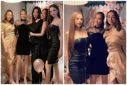 Khung hình gây sốt: Có quá nhiều Hạnh Sino trong tiệc sinh nhật