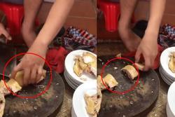 Chặt gà thôi mà thu hút hơn 5 triệu lượt xem, netizen sốc nặng vì 'thủ thuật' ăn bớt siêu tinh vi?
