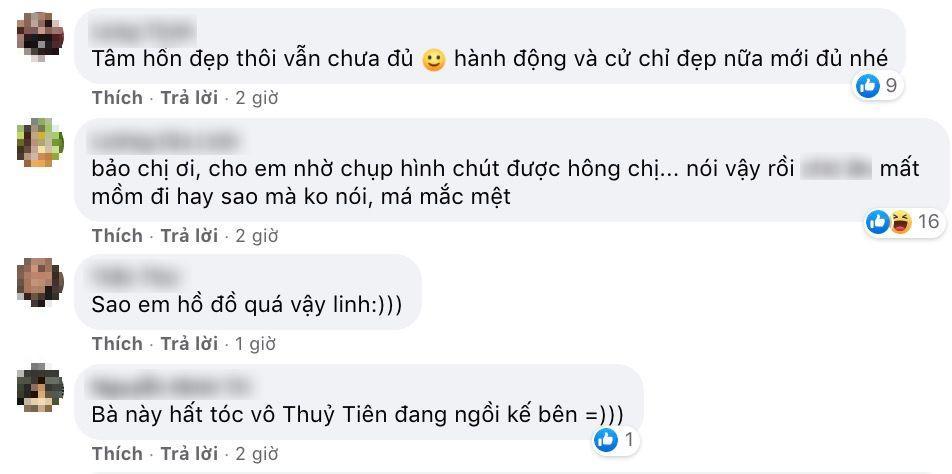 Dân mạng kêu gọi tẩy chay Ninh Dương Lan Ngọc, đòi lập group anti Linh Chi-5