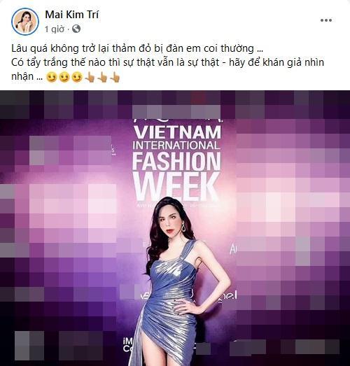 Hot girl chuyển giới Linda nhập vai Thủy Tiên dằn mặt Linh Chi: Cấm tẩy trắng-2