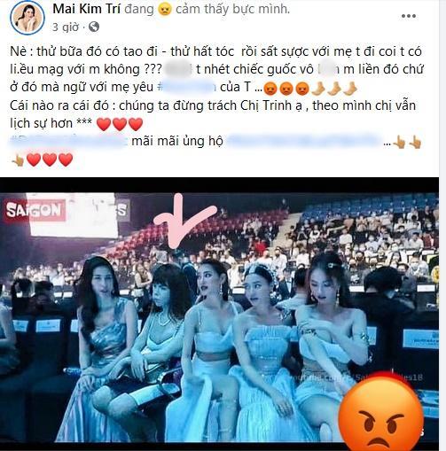 Hot girl chuyển giới Linda nhập vai Thủy Tiên dằn mặt Linh Chi: Cấm tẩy trắng-1