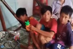 Xôn xao 3 anh em đi xe đạp hơn 300km từ Cà Mau lên Sài Gòn tìm bố mẹ