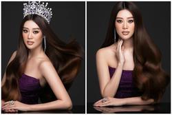 Khánh Vân tung ảnh kỷ niệm 1 năm đăng quang: 'Sao tóc giả trân như quảng cáo dầu gội vậy?'