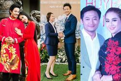 Đường tình phức tạp của Quý Bình trước khi cưới nữ đại gia bất động sản