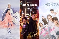 Top 10 phim truyền hình được tìm kiếm nhiều nhất 2020: Buồn cho phim Việt!