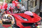 Choáng váng nhìn đại gia Sài Gòn một năm tậu 2 siêu xe hơn 100 tỷ tặng vợ