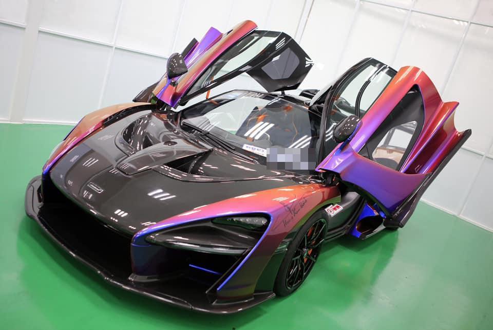 Choáng váng nhìn đại gia Sài Gòn một năm tậu 2 siêu xe hơn 100 tỷ tặng vợ-5