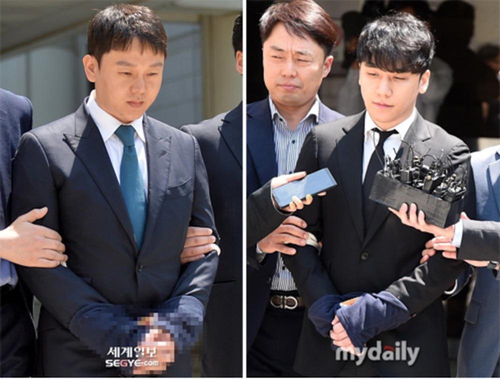 2 gái ngành tiết lộ bán dâm tại nhà Seungri Bigbang-6