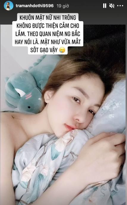 Hot girl Trâm Anh khoe ảnh giường chiếu nóng rẫy mắt-1