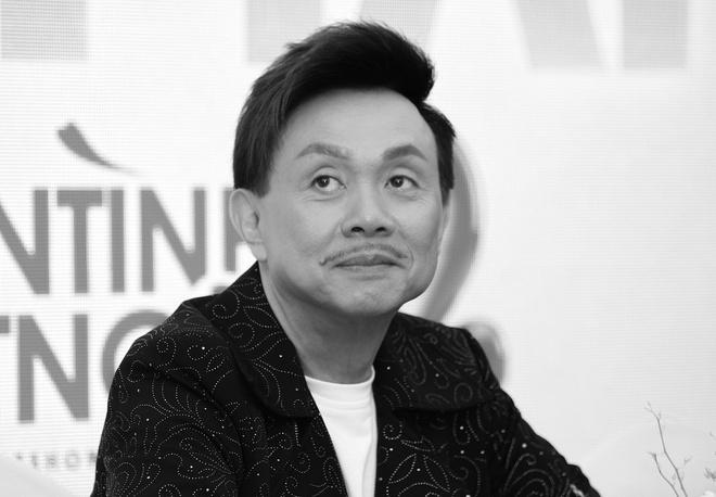 Tang lễ cố nghệ sĩ Chí Tài không nhận vòng hoa, sẽ lập quỹ từ thiện miền Trung-2