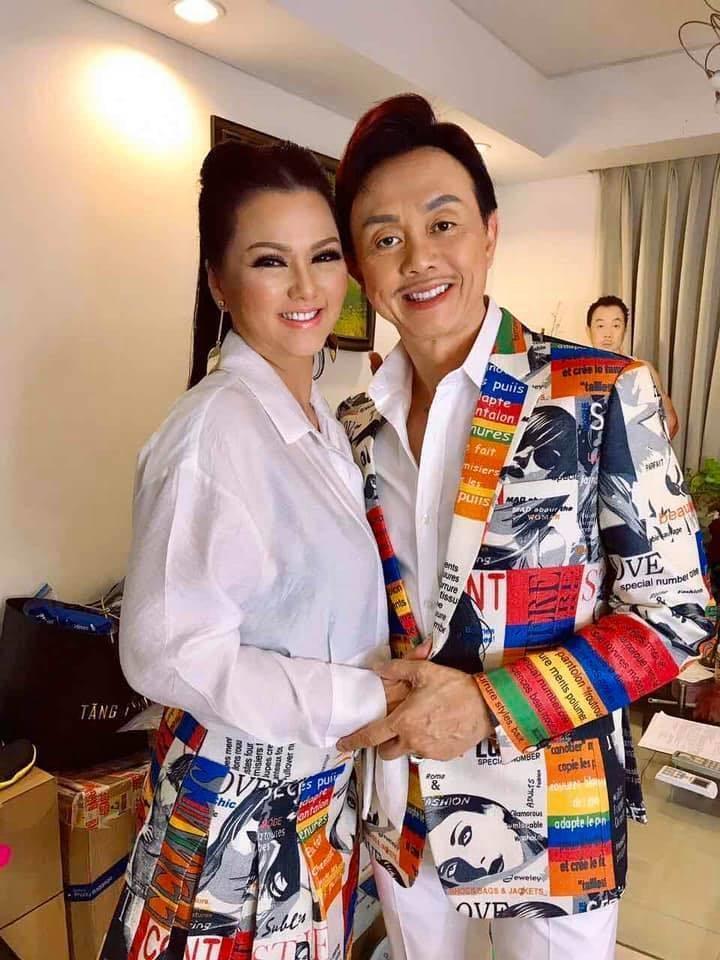 Dự định dang dở của vợ Chí Tài: Ráng làm hết năm, nghỉ hưu về Việt Nam với chồng-3