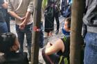 ĐỘC QUYỀN: Vụ cướp giật xảy ra tại lễ viếng nghệ sĩ Chí Tài