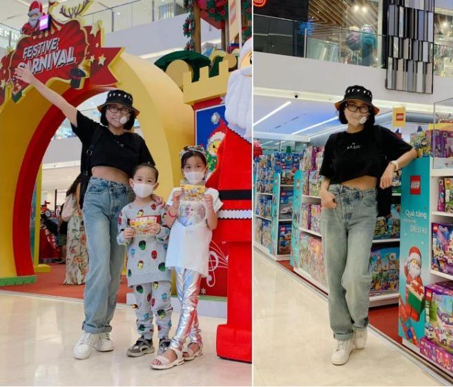 Hội mỹ nhân Việt 3 con sở hữu gu thời trang trẻ trung như gái đôi mươi-7