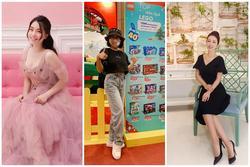 Hội mỹ nhân Việt 3 con sở hữu gu thời trang trẻ trung như gái đôi mươi