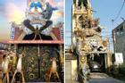 Ngôi nhà phong thủy kỳ quái ở Hưng Yên hiện tại 'biến hình' ra sao?