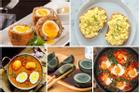 Muôn vàn các phiên bản món ăn được làm từ trứng thành đặc sắc trên thế giới