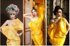 Á hậu Thúy An 'đụng hàng' mỹ nhân Việt trước ngày lên xe hoa