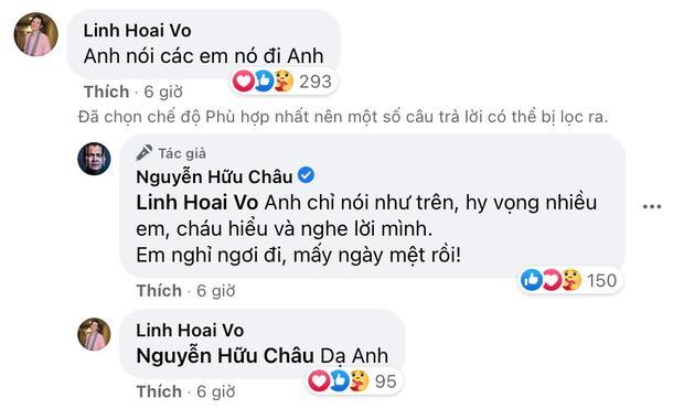 Dàn sao đòi xử gymer xúc phạm vợ Chí Tài, nghệ sĩ Hữu Châu dặn dò thấm thía-3