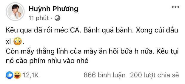 HOT: Ngô Kiến Huy, Huỳnh Phương gặp gymer xúc phạm vợ nghệ sĩ Chí Tài-8