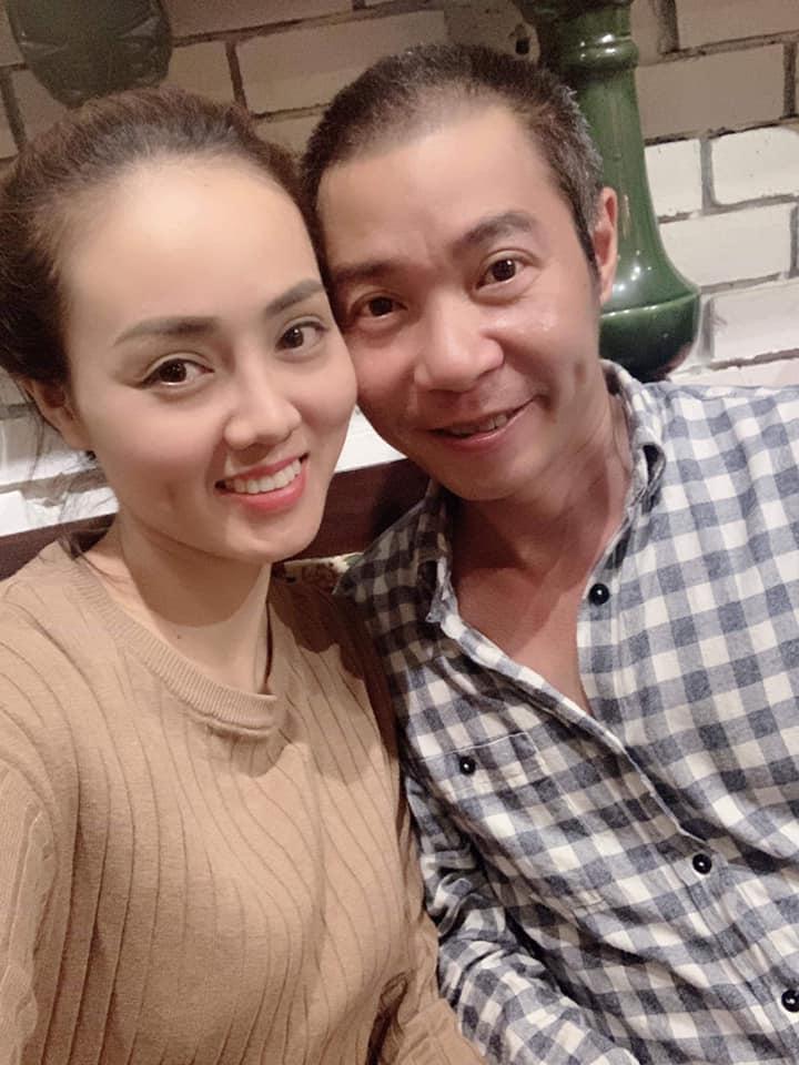 Nghệ sĩ Công Lý xác nhận kết hôn với bạn gái kém 15 tuổi-2