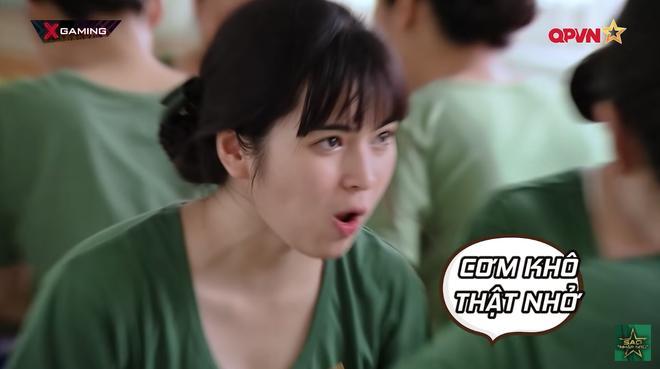 Nhan sắc thật của Khánh Vân bị phơi bày ở Sao Nhập Ngũ-2