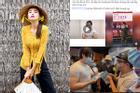 Hoa hậu Diễm Hương phản dame 'lấy phốt gymer tâng bốc con mình'
