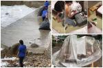 Sau 1 ngày nghỉ lễ, cảnh người về rác ở lại tại công viên Yên Sở thật sự kinh hãi-6