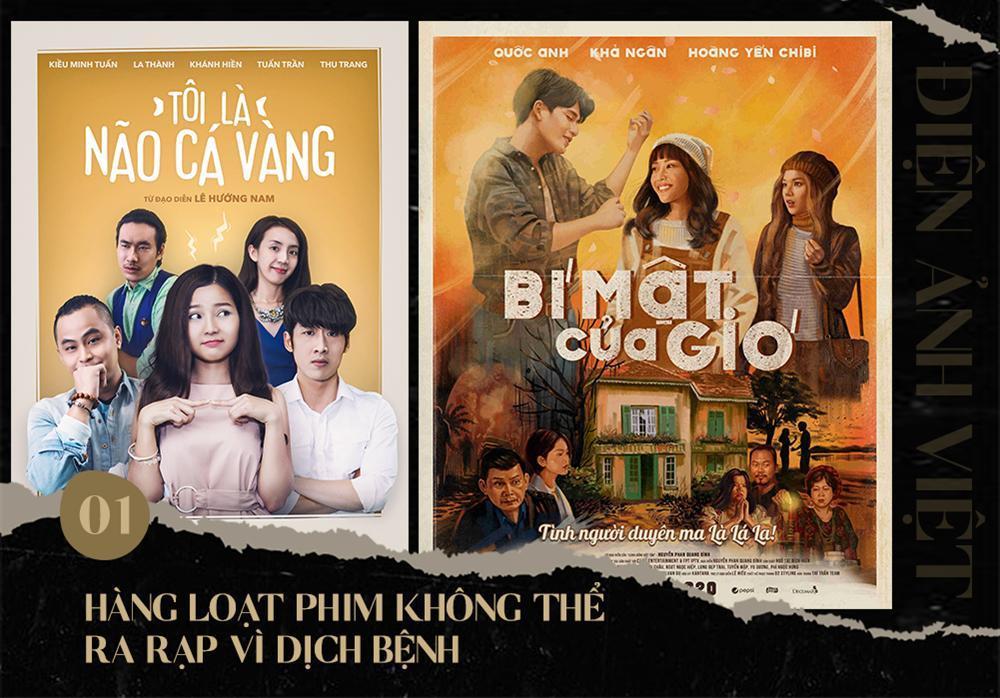 Điện ảnh Việt 2020: Cô Vy hoành hành, ngập tràn phim dở-1