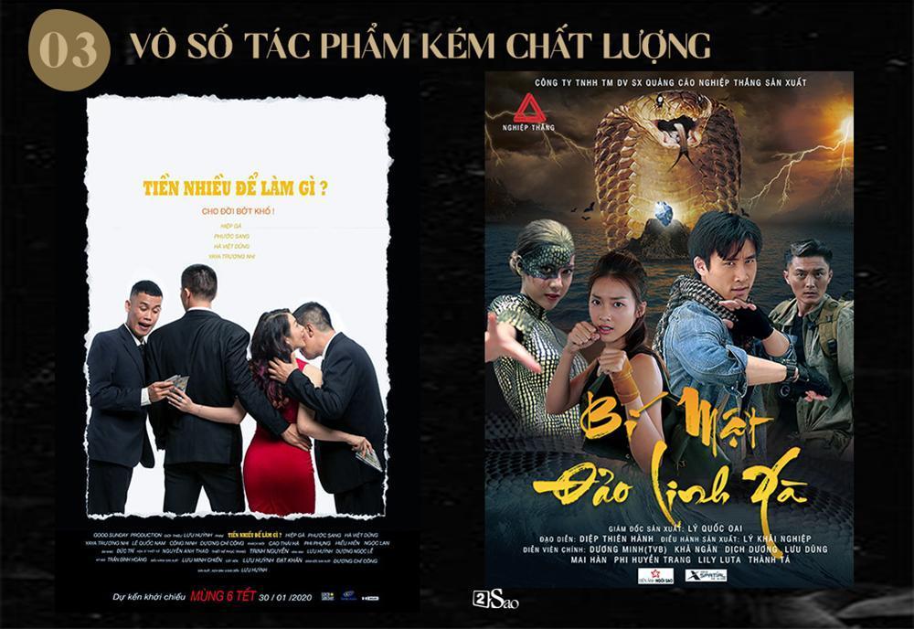 Điện ảnh Việt 2020: Cô Vy hoành hành, ngập tràn phim dở-5