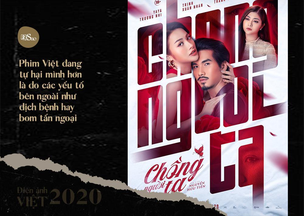 Điện ảnh Việt 2020: Cô Vy hoành hành, ngập tràn phim dở-7