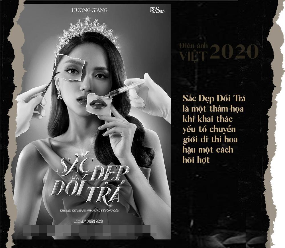 Điện ảnh Việt 2020: Cô Vy hoành hành, ngập tràn phim dở-6