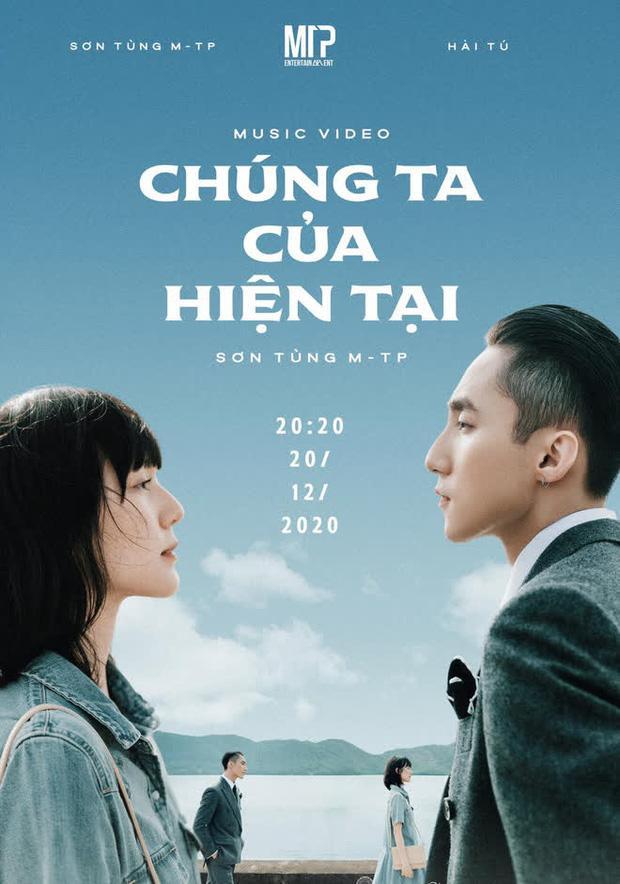 Sơn Tùng M-TP đăng poster cùng Hải Tú, Sky đồng loạt mách Thiều Bảo Trâm-1