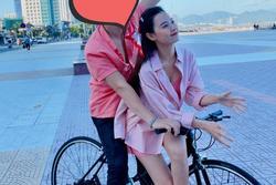 Lộ ảnh Midu ngồi xe trai giấu mặt, diễn viên Anh Đức và MC Anh Huy bị réo tên