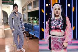 Hot TikToker Long Chun xin rút khỏi 'Gương Mặt Thân Quen' vì khối u quá lớn