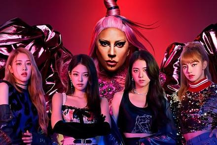 Ca khúc kết hợp giữa BlackPink và Lady Gaga sắp xuất xưởng MV?