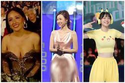 Sự cố trang phục trên sóng truyền hình 2020: Mai Phương Thúy 'dậy sóng' MXH