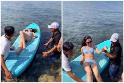 Cô gái tự 'vạch trần' quá trình để có hình sống ảo đẹp ở Phú Quốc