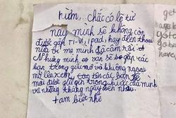 Bị mẹ thu điện thoại, cậu nhóc lớp 3 viết ngôn tình khiến người đọc cười sái hàm