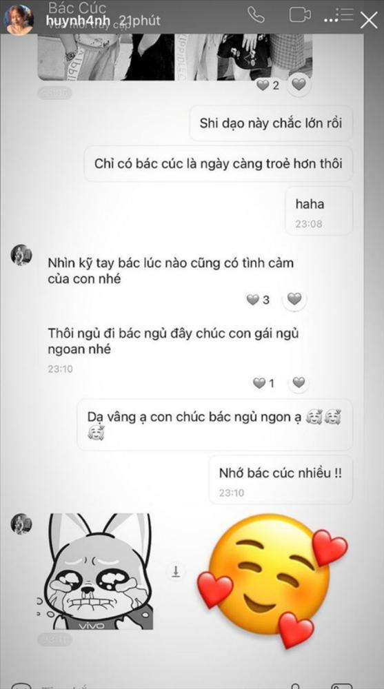 Huỳnh Anh khoe làm MC, mẹ nuôi Quang Hải phản ứng bất ngờ-3