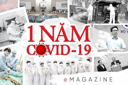 Covid-19 tròn 1 năm: Tuổi thôi nôi mà 'vẫy vùng' nhân loại