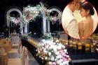 Hình ảnh đầu tiên trong đám cưới MC Thu Hoài và bạn trai doanh nhân