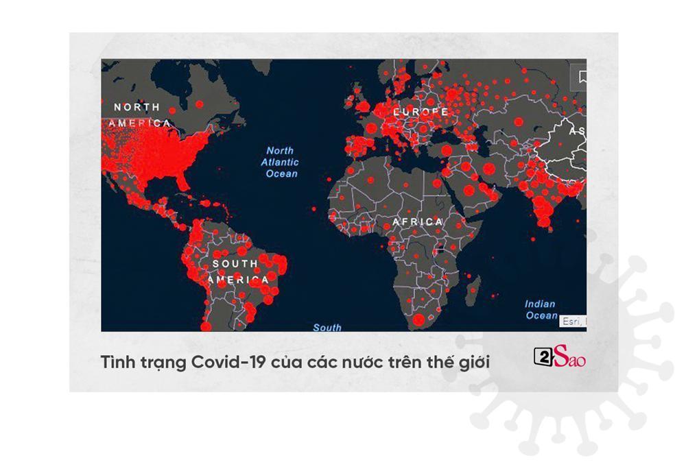 Covid-19 tròn 1 năm: Tuổi thôi nôi mà vẫy vùng nhân loại-2