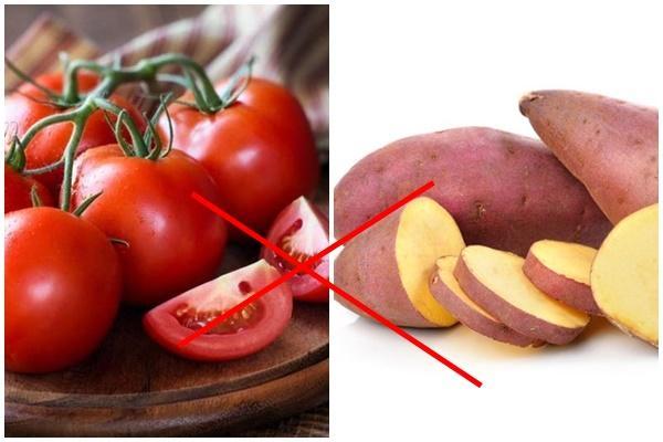 Những thực phẩm đại kỵ với cà chua nhiều người không biết, vẫn thường xuyên ăn-4