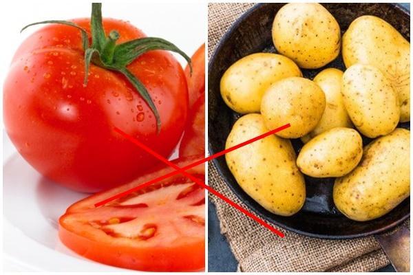 Những thực phẩm đại kỵ với cà chua nhiều người không biết, vẫn thường xuyên ăn-5
