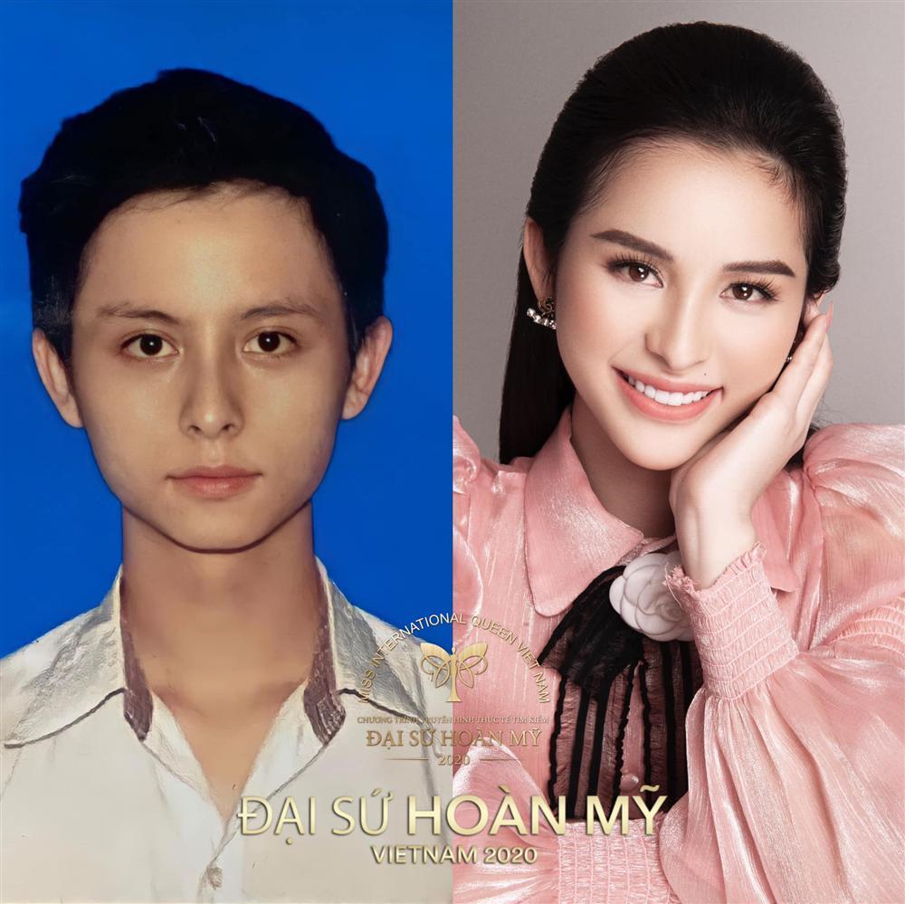 Lộ ảnh thời nam nhi của dàn thí sinh Hoa hậu Chuyển giới Việt Nam 2020-1