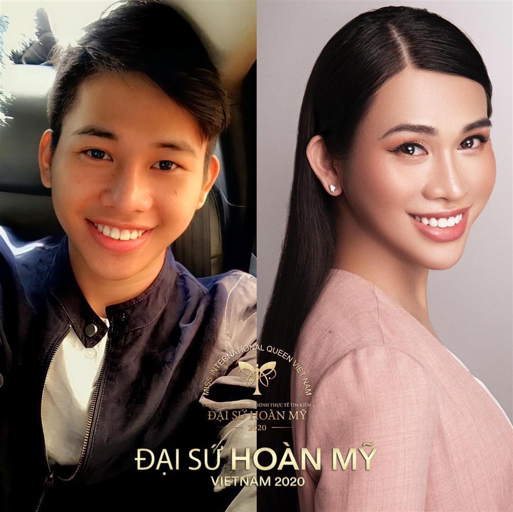 Lộ ảnh thời nam nhi của dàn thí sinh Hoa hậu Chuyển giới Việt Nam 2020-2