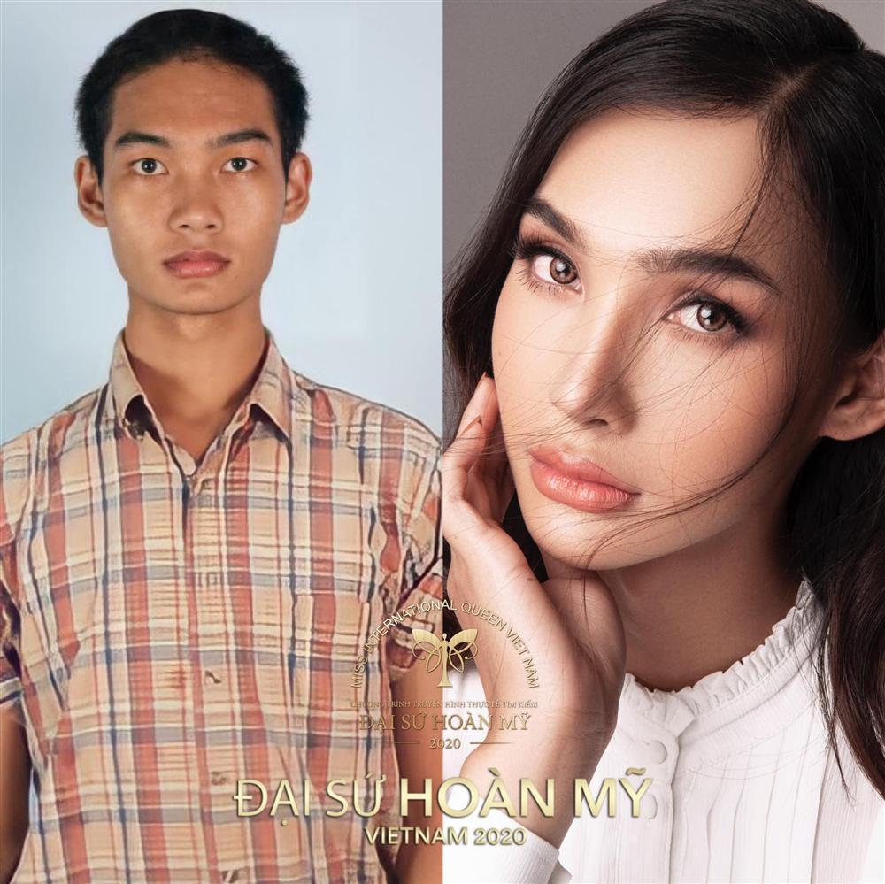 Lộ ảnh thời nam nhi của dàn thí sinh Hoa hậu Chuyển giới Việt Nam 2020-5