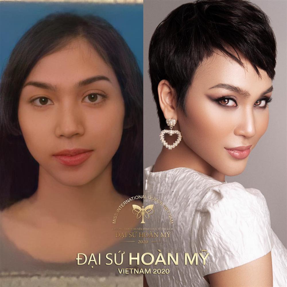 Lộ ảnh thời nam nhi của dàn thí sinh Hoa hậu Chuyển giới Việt Nam 2020-3