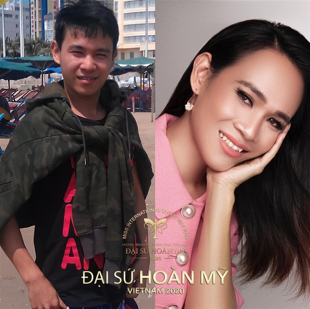 Lộ ảnh thời nam nhi của dàn thí sinh Hoa hậu Chuyển giới Việt Nam 2020-10